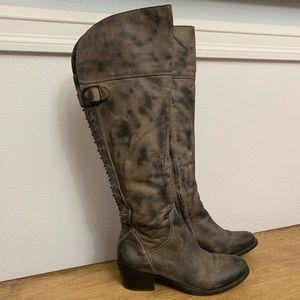 Vince Camuto Bilco Leather Boots (Size 8)